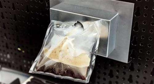 Cosmic caffeine: Astronauts getting espresso maker