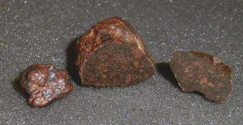 Discovery of the Benešov meteorites 20 years after the bolide event