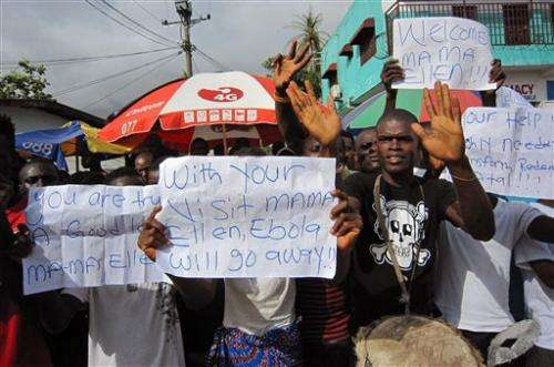Doctors Without Borders: Ebola 'out of control'