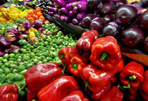 Eating organic food significantly lowers pesticide exposure