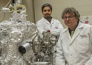 Exciting plasmons: Researchers tackle the tiniest technology to make gadgets smaller, faster, more efficient