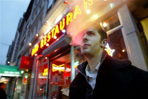 Experts increasingly contemplate end of smoking