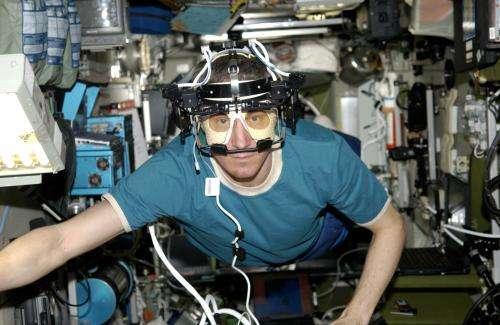 Eye-catching space technology restoring sight