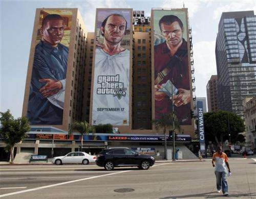 'Grand Theft Auto V' pulled by Australian retailer