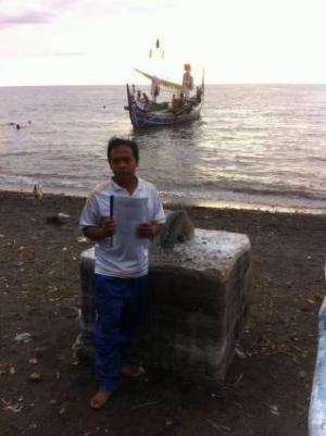 Helping Balinese fishing communities build coral-reef management systems
