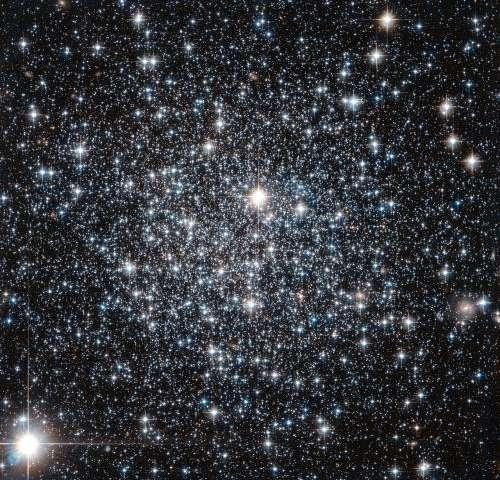 Hubble Revisits a Globular Cluster's Age