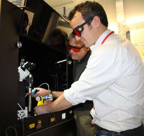 Laser scientists' new research could improve the treatment of the 5 million asthma sufferers in the UK