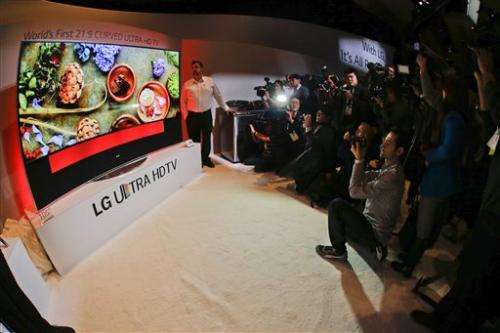 LG to use Palm's mobile software for smart TVs