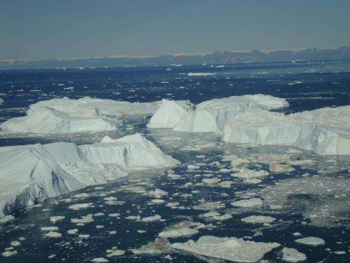 Massive study provides first detailed look at how Greenland's ice is vanishing