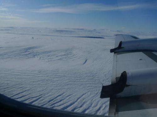 Melting and refreezing of deep Greenland ice speeds flow to sea, study says