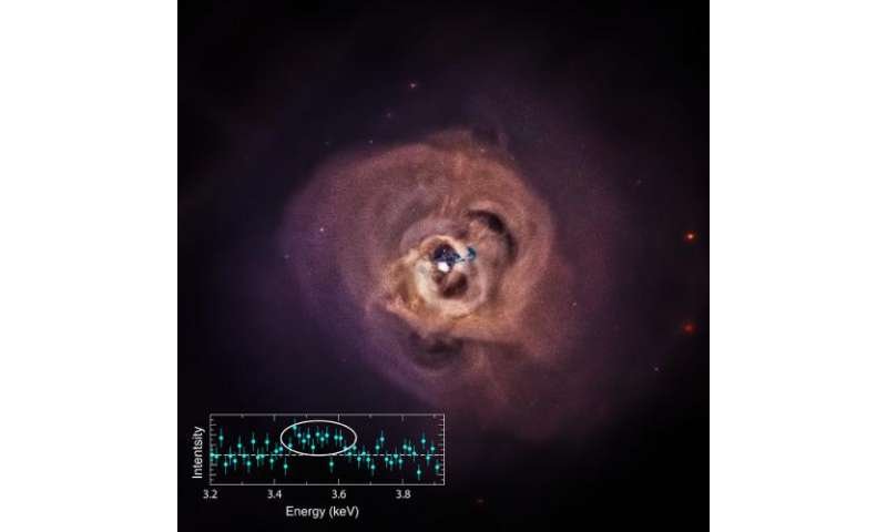 Mysterious X-ray signal intrigues astronomers