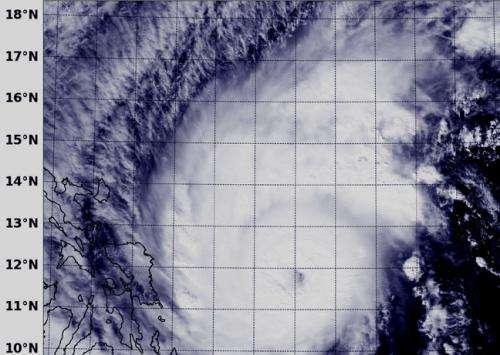 NASA analyzes Super Typhoon Hagupit's rains and wind on Philippine approach