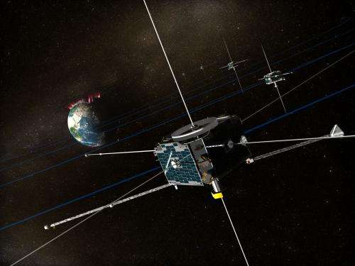 NASA's THEMIS discovers new process that protects Earth from space weather