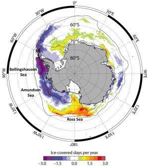 New Antarctic sea ice record — but scientists aren't 'confounded'