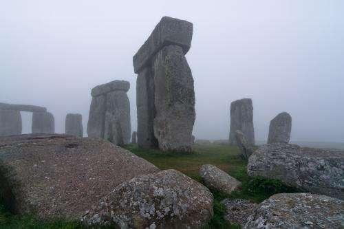 New digital map reveals stunning hidden archaeology of Stonehenge