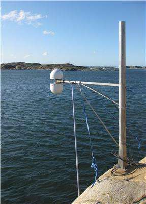 New tide gauge uses GPS signals to measure sea level change