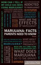 NIDA offers tools for talking to teens about marijuana