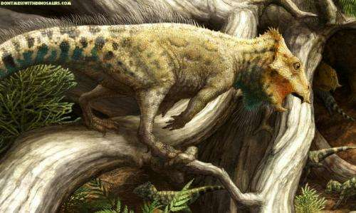 Oldest horned dinosaur species in North America found in Montana