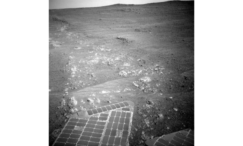 Opportunity Mars Rover Pushes Past 41 Kilometers Of Driving On Red Planet