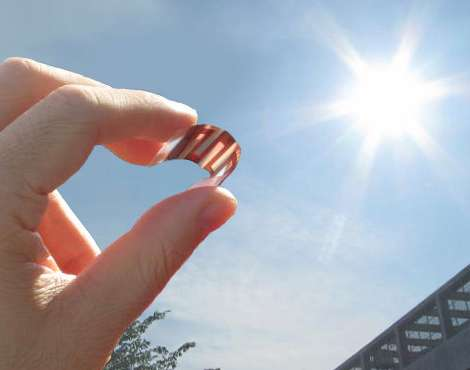 Organic photovoltaic cells of the future