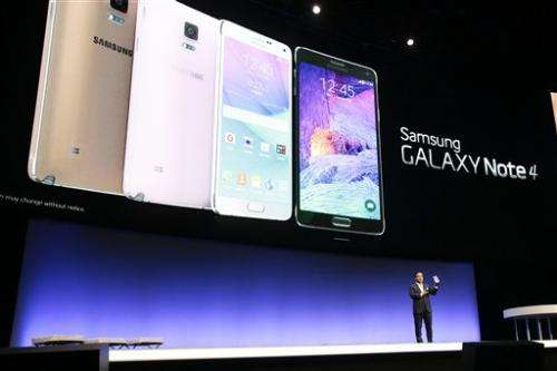 Phones, watches and more unveiled at tech show