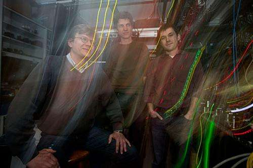 Physicists design quantum switches which can be activated by single photons