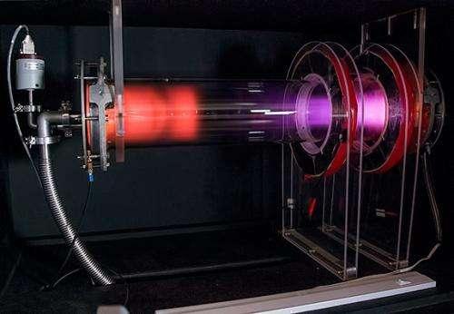 Physics lab allows high school students