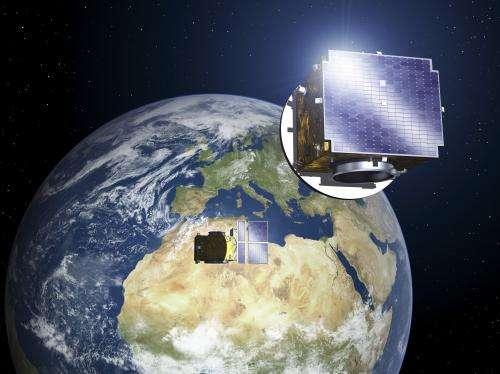 Proba-3 double-satellite nearer to space
