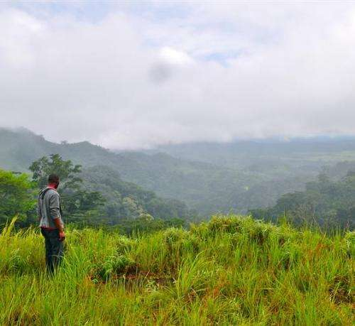 Protected areas can safeguard global biodiversity and build peace in conflict hotspots