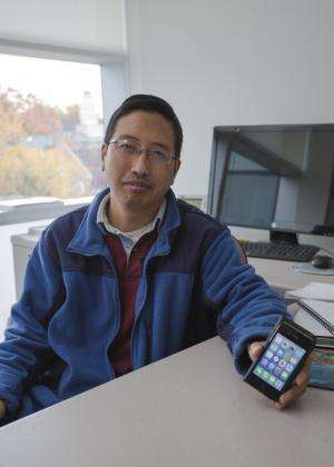 Researcher aims to develop system to detect app clones on Android markets