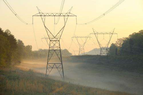 Researcher is working to predict electric power blackouts before they happen