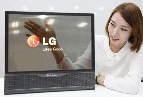 Roll-up TV is 18-incher, expect 60-inch plus by 2017