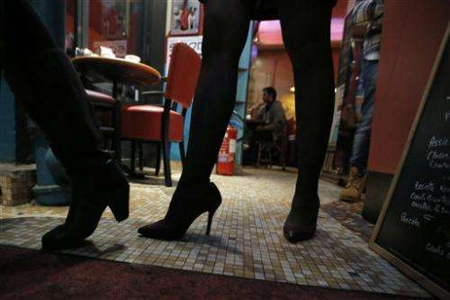 Science proves high heels do have power over men
