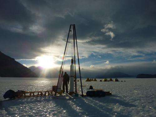 Scientists successfully use krypton to accurately date ancient Antarctic ice