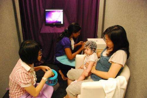 Singaporean birth cohort study finds benefits for babies exposed to 2 languages