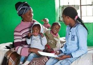 "South African ""Mentor Mothers"" lower HIV infection rates among pregnant women"