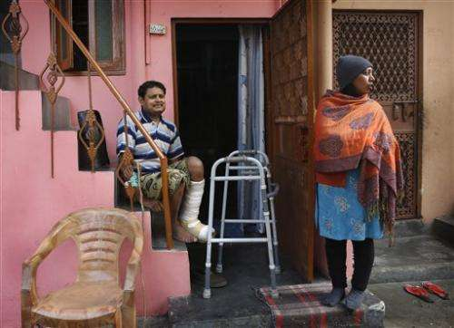 Stigma hinders efforts to combat leprosy in India