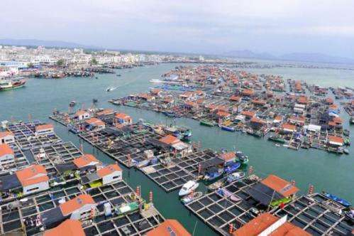Study measures steep coastal costs of China's GDP growth