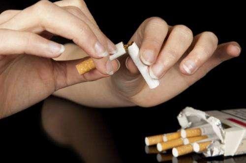 Take 5: Tips for quitting smoking in 2014
