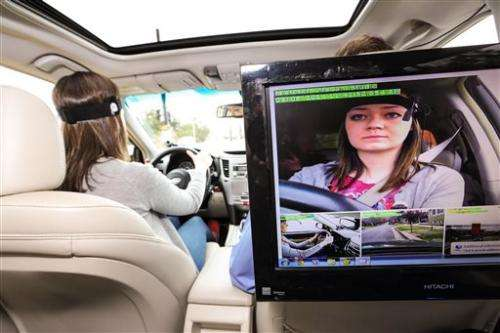 Talking to your car can be dangerous, studies say