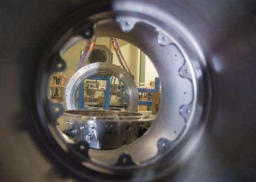 Testing turbines to save energy