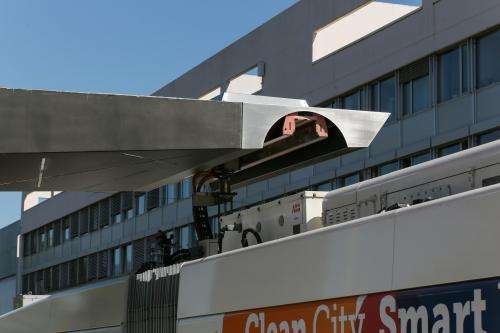 TOSA buses power up for less