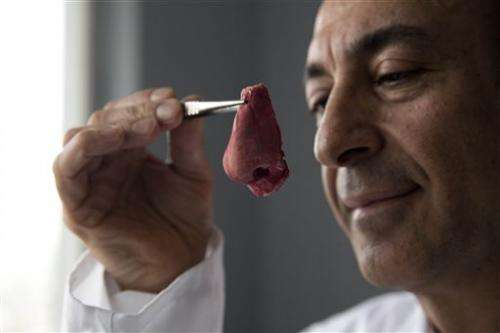 UK scientists make body parts in lab