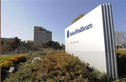 UnitedHealth tops 3Q expectations, raises forecast