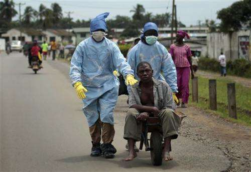 UN mission to combat Ebola opens HQ in Ghana
