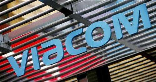 Viacom 2Q profit rises 4 pct helped by TV networks (Update)