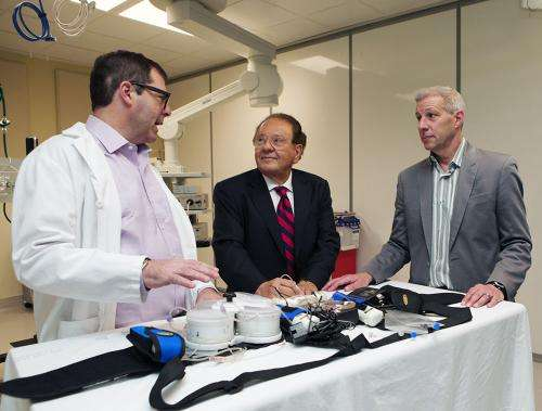 Wearable artificial kidney safety testing receives go-ahead