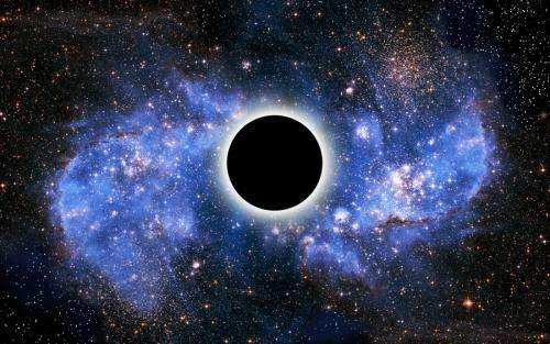 What Would It Be Like To Fall Into A Black Hole?