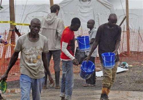 WHO says Ebola has killed more than 1,200