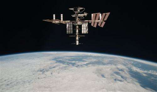 Space station computer outage may force spacewalk
